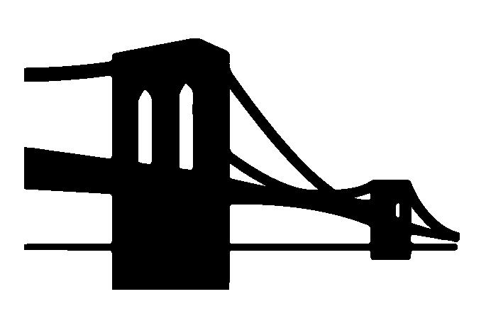 brooklyn bridge silhouette at getdrawings com free for personal rh getdrawings com