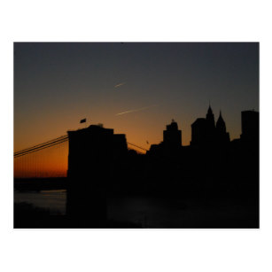 307x307 Brooklyn Bridge Postcards