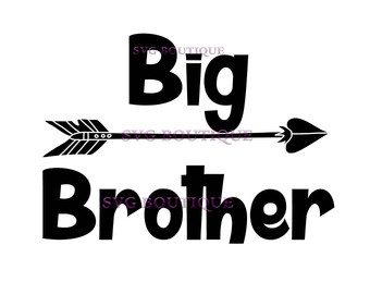 340x270 Little Brother Svg Big Brother Svg Big Sister Little