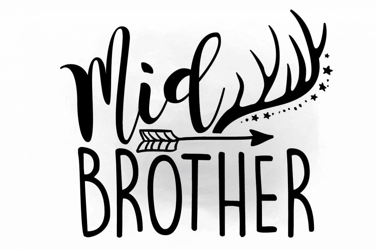 1200x800 Middle Brother Svg Clipart, Mid Brother Design Bundles