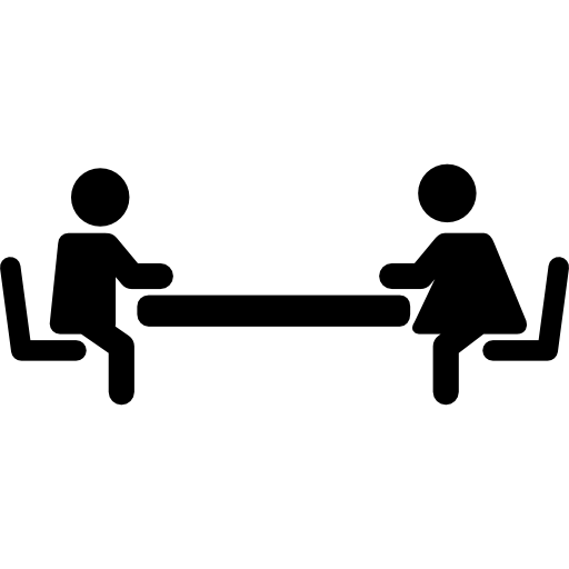 512x512 Sister And Brother Sitting One In Front Of The Other On A Table