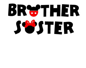 340x270 Disney Brother Svg Etsy