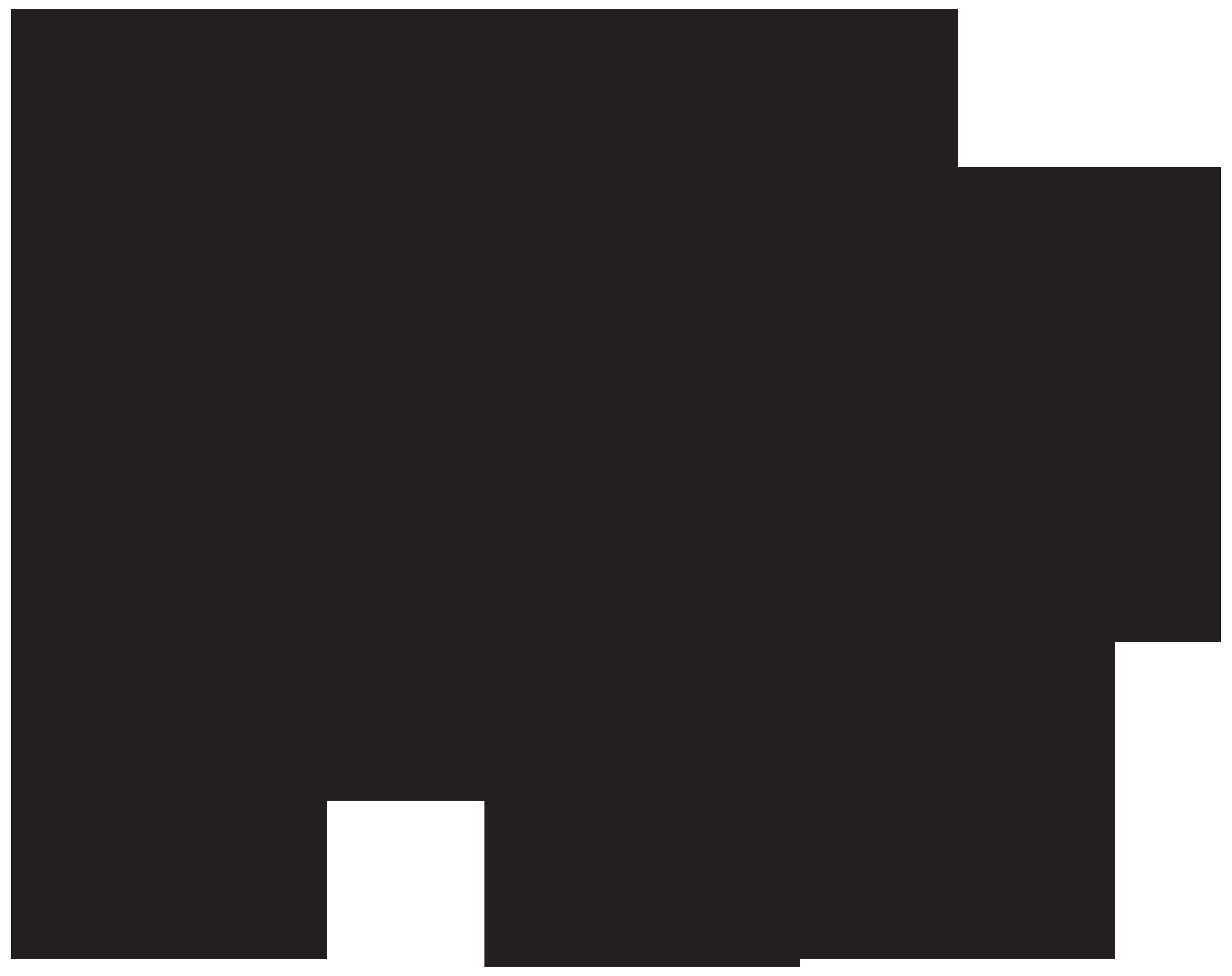 8000x6337 Polar Bear Silhouette Png Clip Art Imageu200b Gallery Yopriceville