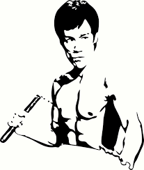 207x244 Image Result For Bruce Lee Silhouette Lee Bruce Lee