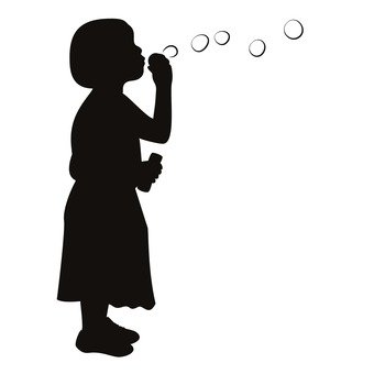 340x340 Free Silhouette Vector Bubbles, Shabone Jade