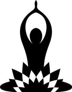 236x302 Meditating Buddha Silhouette Png Clip Art Silhouette