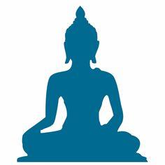 236x236 Buddha Art Prints 8x10 Inch Modern Yoga Zen By Einbierbitte