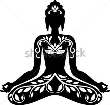 380x361 Silhouette Of Buddha In Lotus Position 150135296.jpg