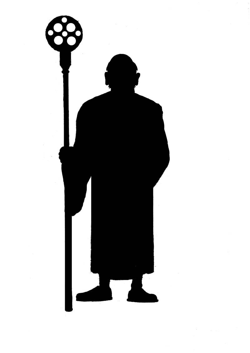 800x1131 Buddha Silhouette