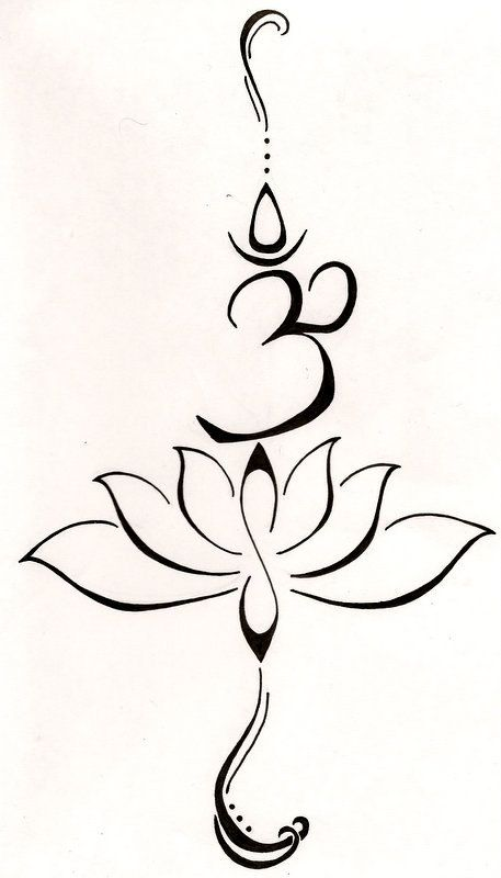Buddha Silhouette Tattoo At Getdrawings Free For Personal Use
