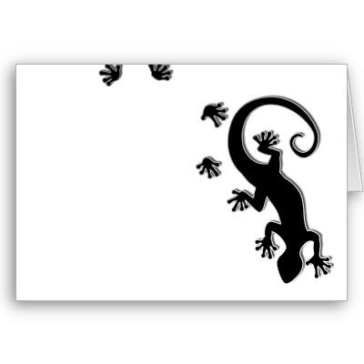 400x400 Running Gecko Art Geckos, Running And Tattoo