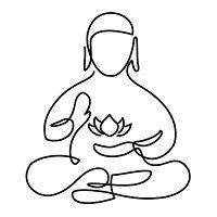 200x200 Easy Buddha Drawings Signposts To Eden Buddhist Zen Mind Nye