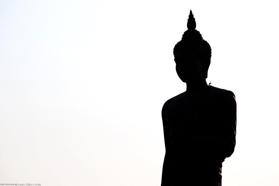 900x600 Free Buddha Silhouette, Hanslodge Clip Art Collection