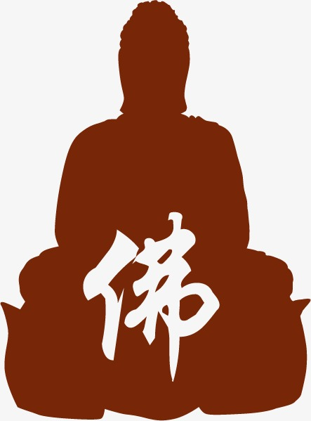 443x599 Vector Hand Painted Buddha, Vector, Hand Painted, Buddha Png