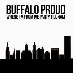 236x236 For Laura, Buffalo Ny Map, Buffalo Wedding, Buffalo Gift, Buffalo