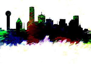 300x245 Buffalo Skyline Paintings Fine Art America