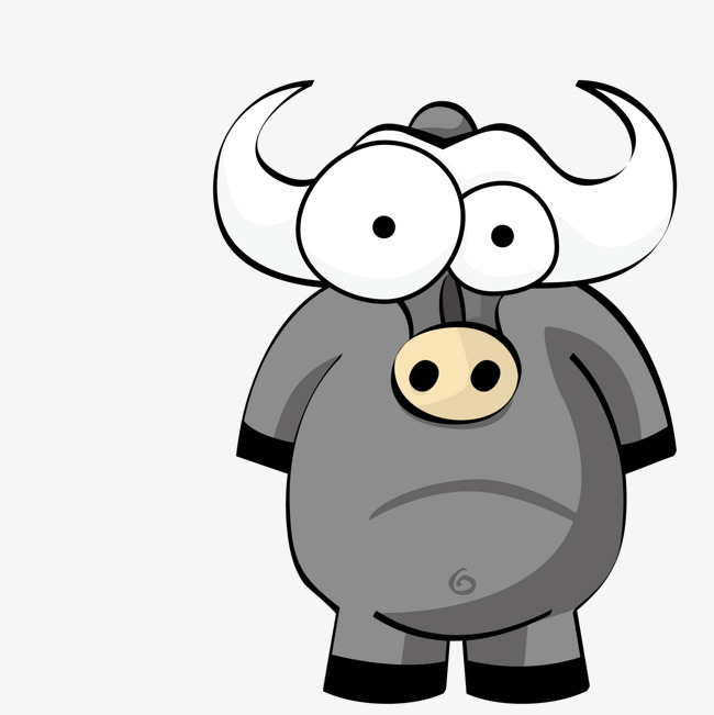 650x651 Robust Buffalo, Vector, Buffalo, Robust Png And Vector For Free