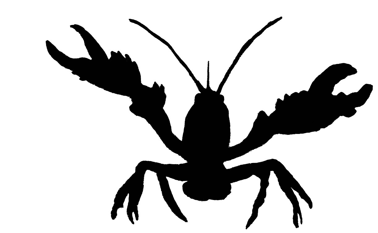 1223x755 Free Crayfish Clipart, Hanslodge Clip Art Collection