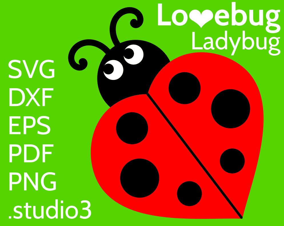 994x789 Ladybug Svg