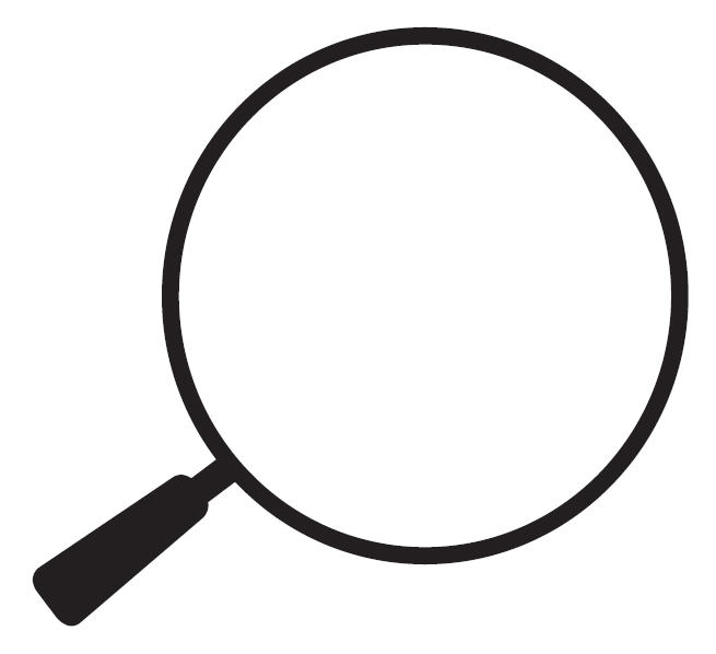655x598 Magnifing Glass Clipart
