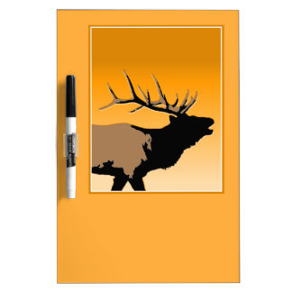 324x324 Elk Dry Erase Boards Zazzle