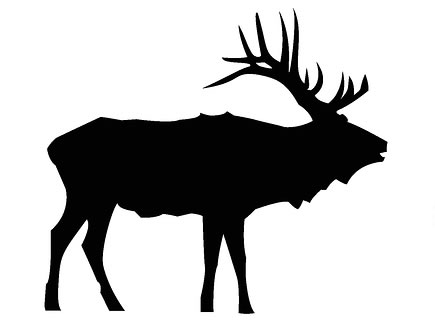 435x323 Bc Hunting Blog Logo Design
