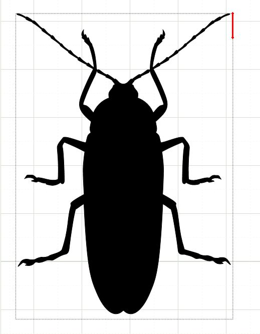 519x667 Cricket Insect Silhouette Clipart Panda