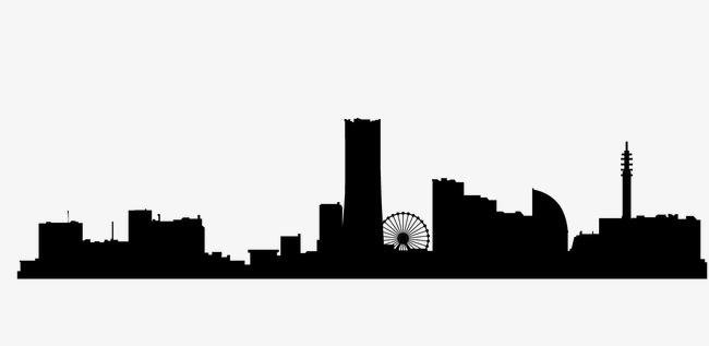 650x317 City U200bu200bbuilding, Building Silhouette, City Png Image And Clipart