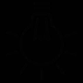 283x283 Light Bulb Silhouettes Silhouettes Of Light Bulb Free