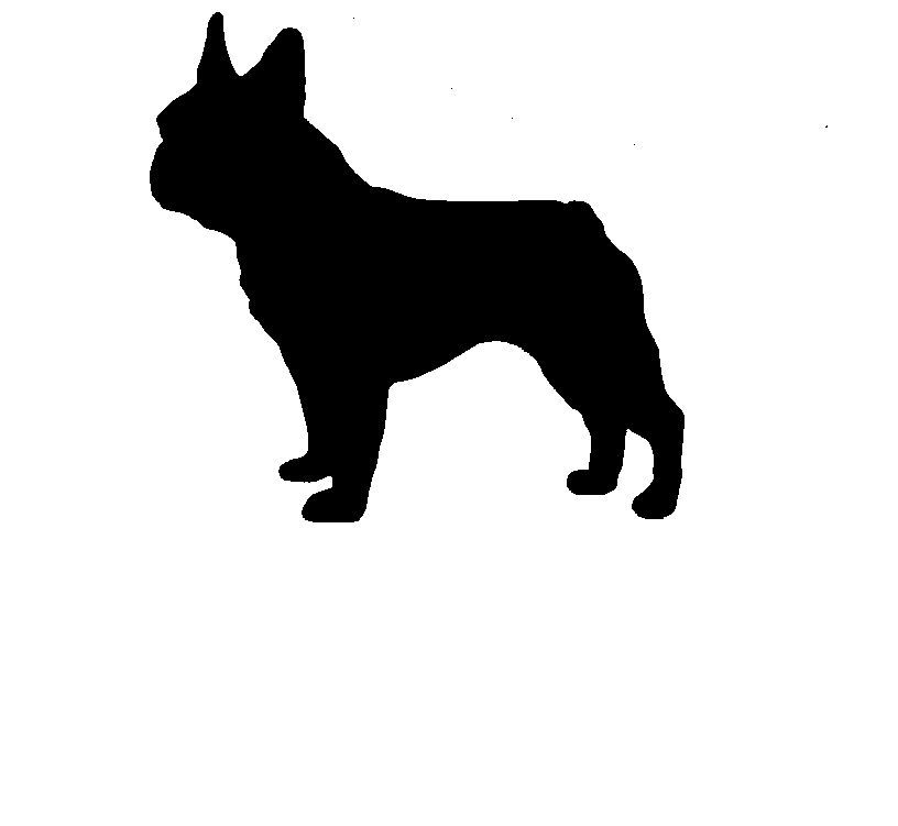 816x751 Bulldog Silhouette Clip Art