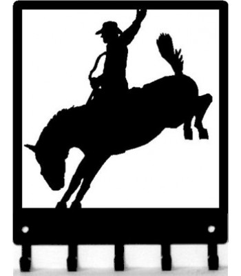 350x400 Bull Rider Welcome Sign
