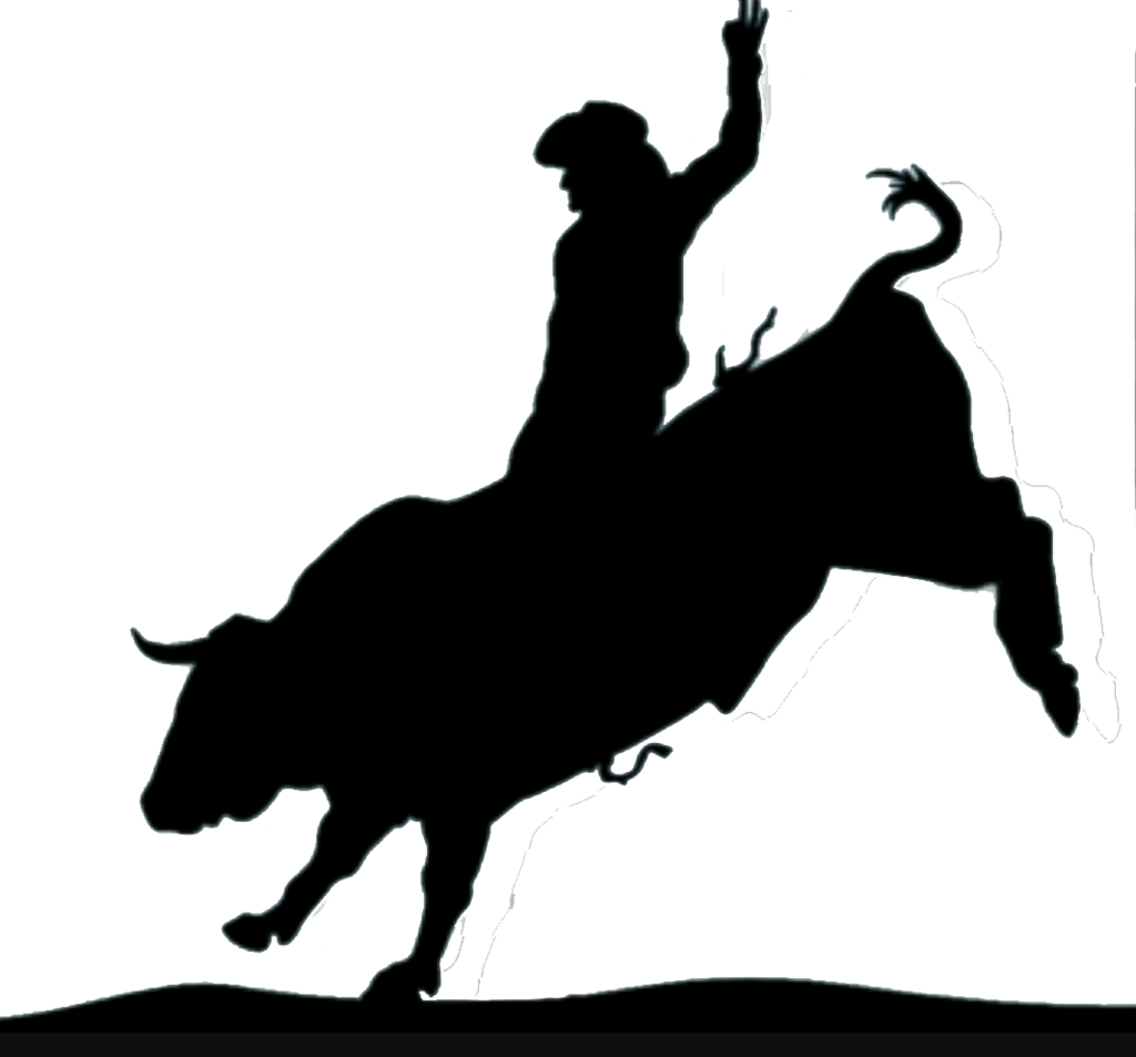 1024x953 Bull Rider Your Way Custom Decals And Tees