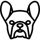 128x128 Bulldog Vectors, Photos And Psd Files Free Download