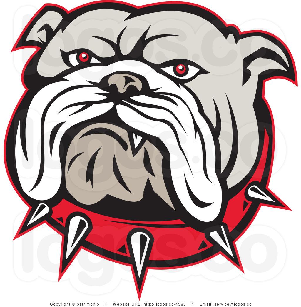 1024x1044 Drawn Bulldog Vicious Dog