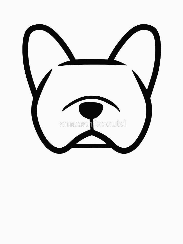 750x1000 French Bulldog Silhouette