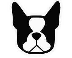 235x187 Boston Terrier Silhouette Clipart