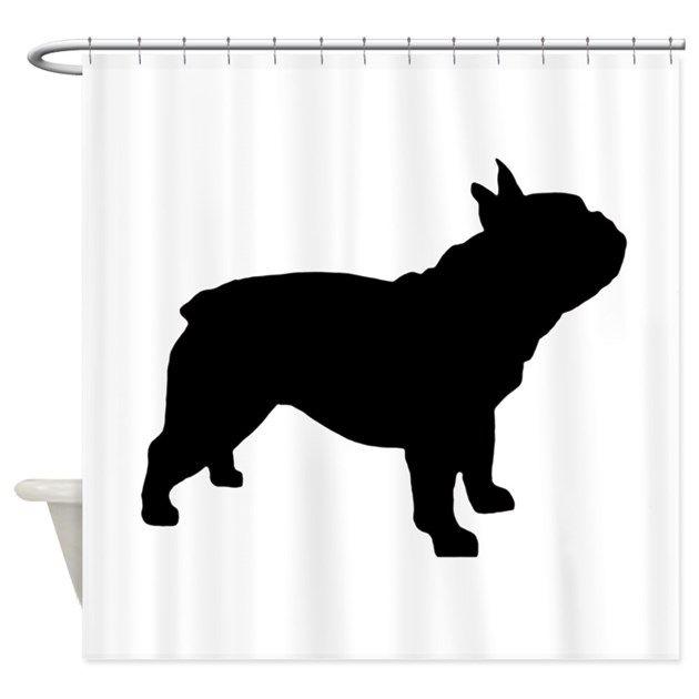 630x630 French Bulldog Shower Curtain French Bulldogs, Dog And Dog