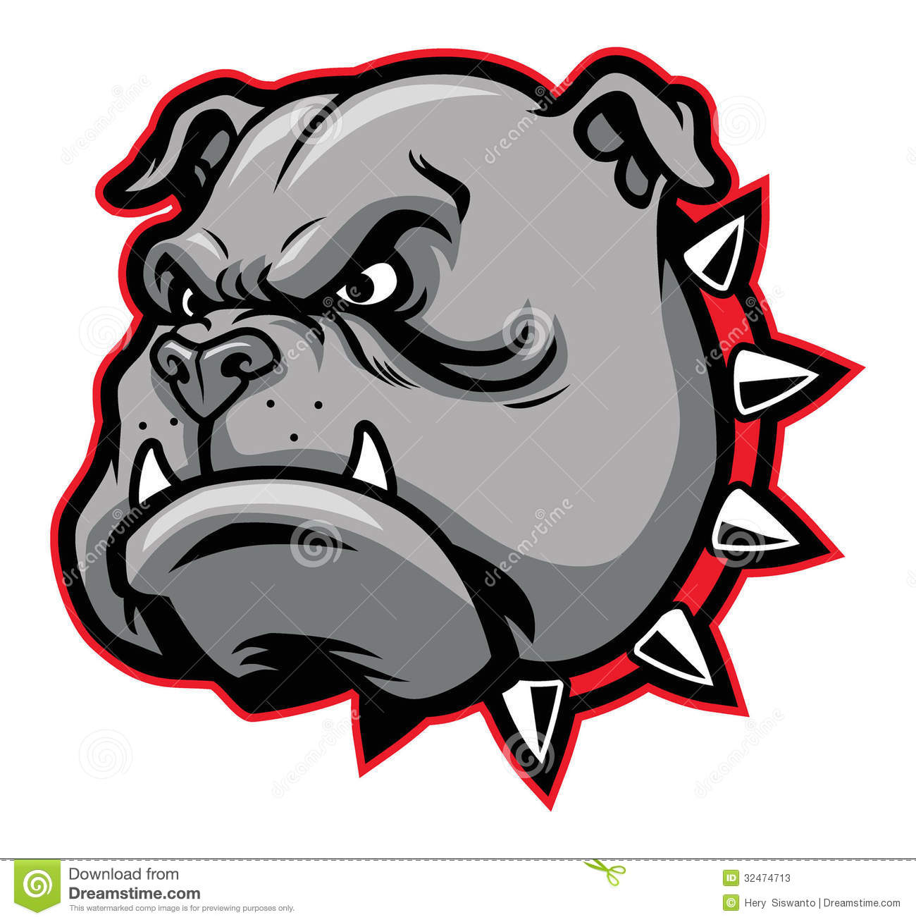 1300x1308 Bulldog Football Mascot Clipart Panda