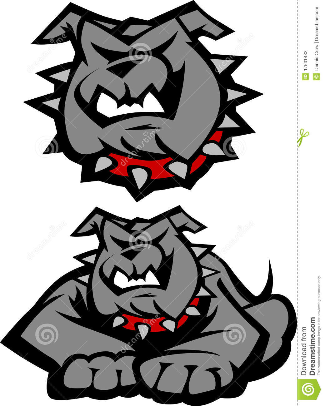 1040x1300 Bulldog Logo Stock Images Royaltyfree Images Amp Vectors 2726763