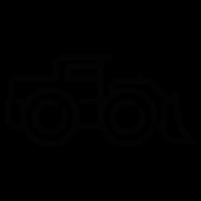 283x283 Bulldozer Silhouette Silhouette Of Bulldozer