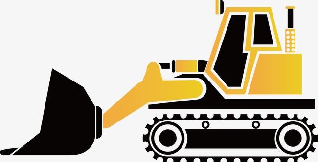 bulldozer silhouette clip art at getdrawings com free for personal rh getdrawings com cat bulldozer clipart animated bulldozer clipart