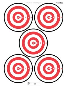 236x310 Pin By On Bullseye Paper Shooting Targets By