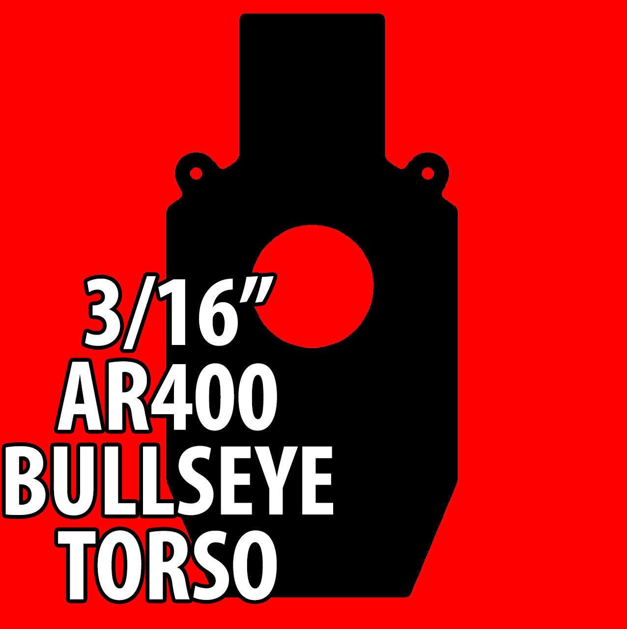 1276x1280 Steel Bullseye Silhouette Target 316 Ar400 Ebay