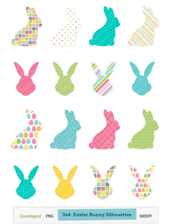 570x752 Easter Bunny Silhouette Clipart Easter Bunny Clipart Bunny