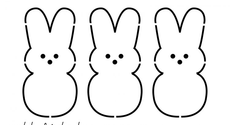 Bunny Silhouette Printable at GetDrawings.com | Free for personal ...