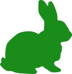236x242 Bunny Silohette Image Rabbit Silhouette Clip Art