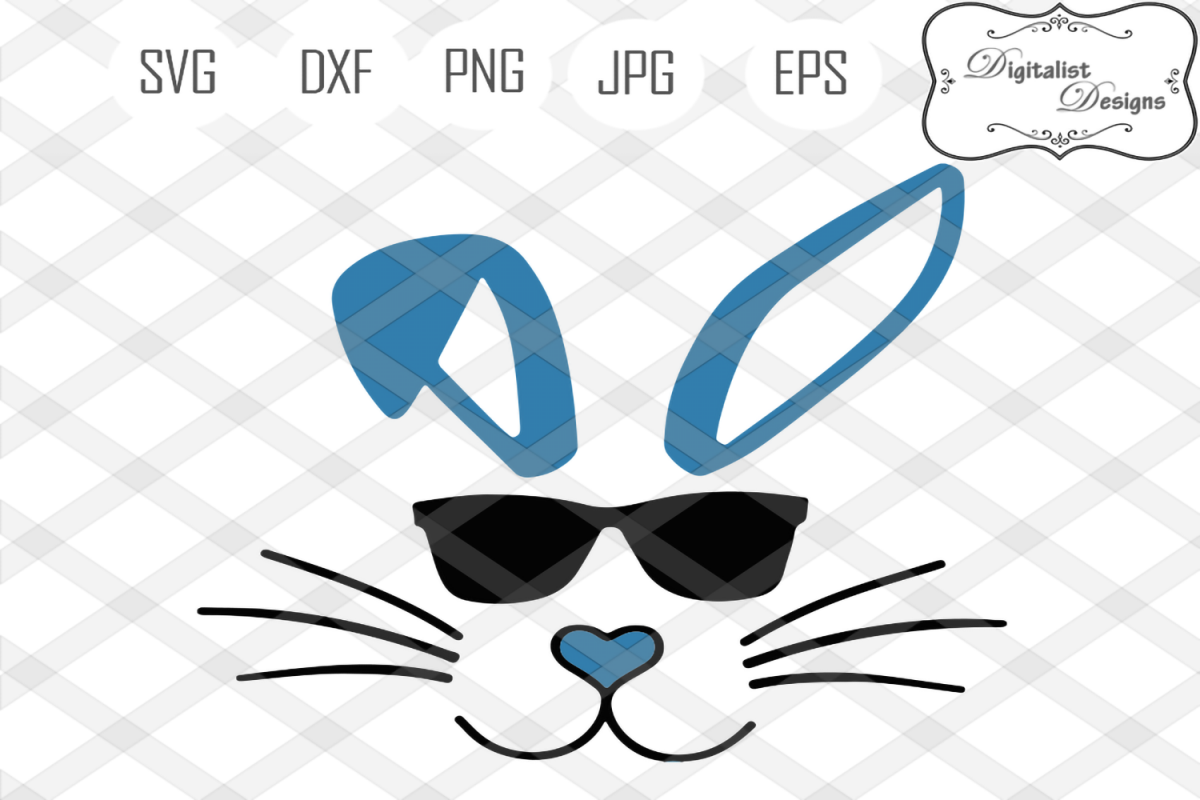 1200x800 Easter Svg, Bunny Svg, Easter Bunny Svg Design Bundles