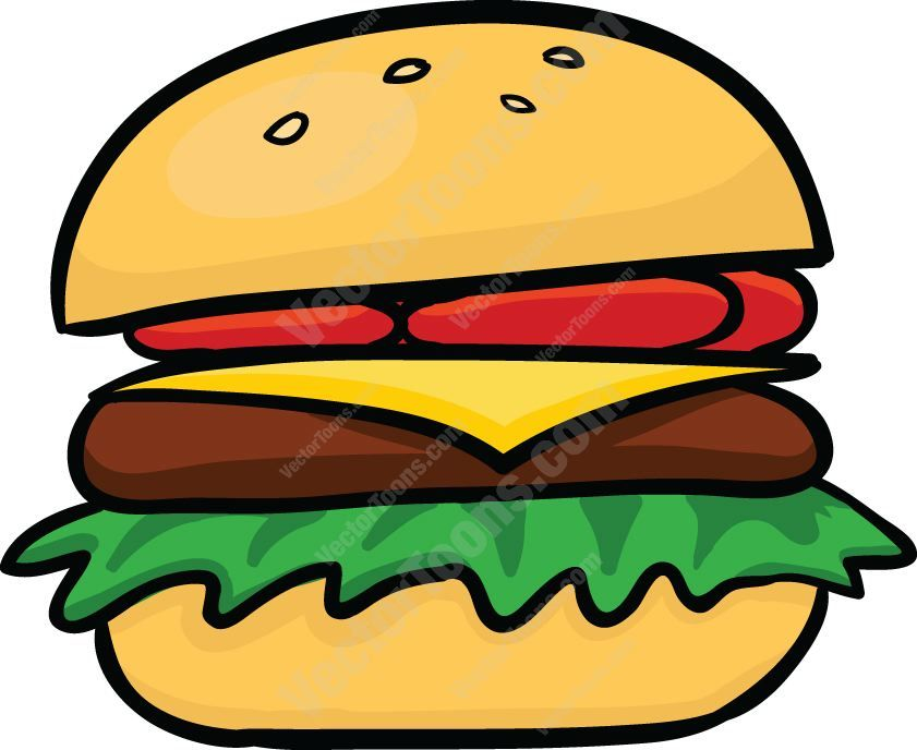 841x688 Juicy Burger With Cheese, Lettuce And Tomato Lettuce, Burgers