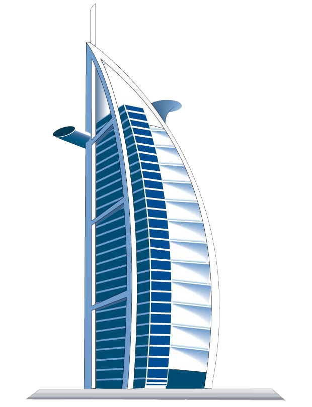 620x810 Download Burj Khalifa Transparent Hq Png Image Freepngimg