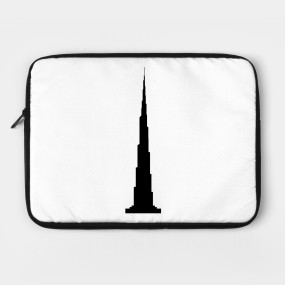 285x285 Limited Edition. Exclusive Burj Khalifa Silhouette